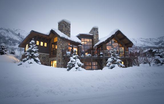 snowmass village architecture